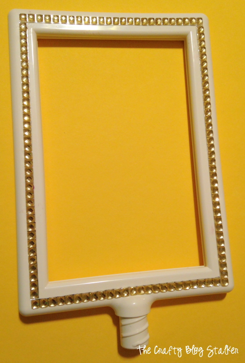 Event Badge Keepsake Frame | Ikea Tolsby Frame | Home Decor | DIY Craft Idea