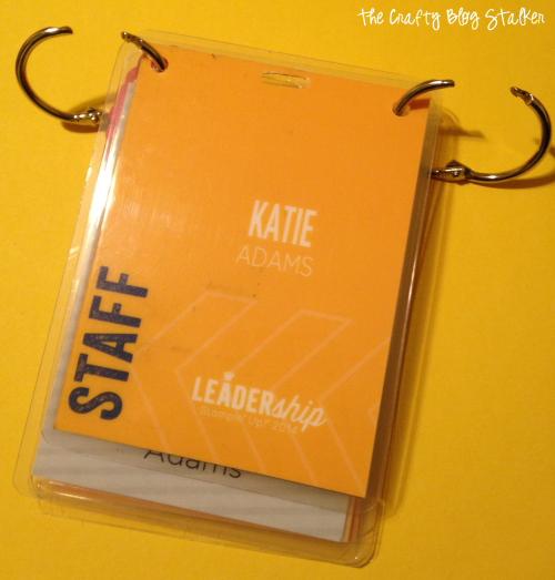 Event Badge Keepsake Frame | Ikea Tolsby Frame | Home Decor | DIY Craft Idea