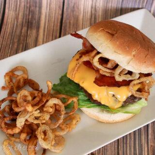 double bacon cheeseburger 1