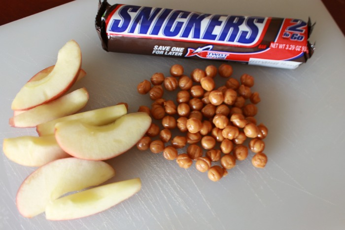 snicker apple slices ingredients