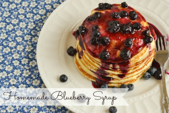 bluberry desserts