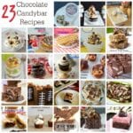 Chocolate Candy Bar Recipes