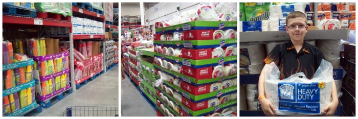 Sams Club Collage 3  sc 1 st  Food Crafts and Family & Chicken Bacon Ranch Pasta Salad and more with Sam\u0027s Club - Food ...