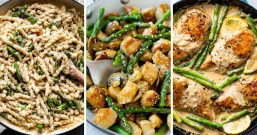 best asparagus recipes 2