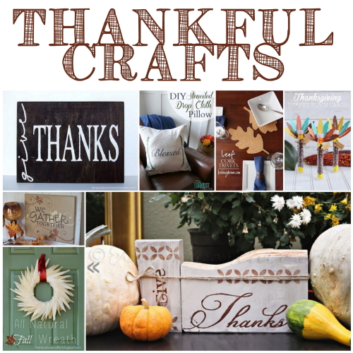Thankful Crafts