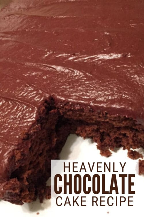 title image for How to Make Miracle Whip Cake - Heavenly Chocolate Cake Recipe