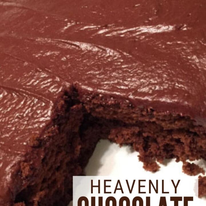 heavenly chocolate cake 11