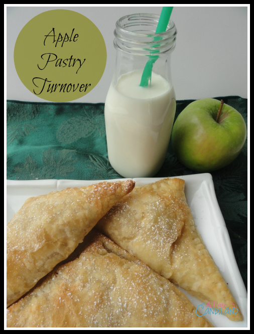 Apple Pastry Turnover