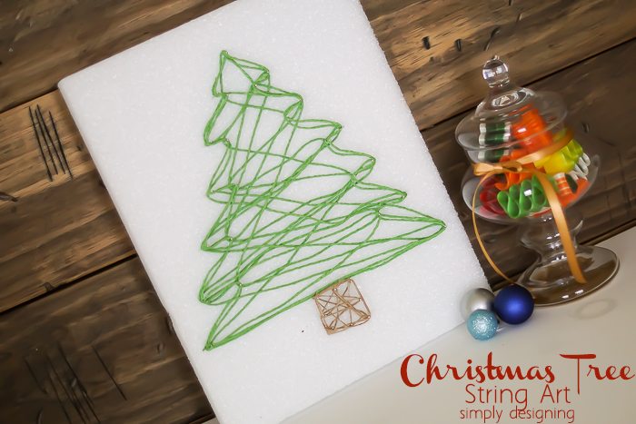 Christmas-Tree-String-Art