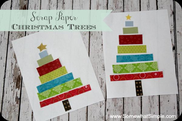 scrap-paper-christmas-trees