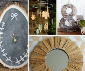 14 DIY Home Decor Project Ideas