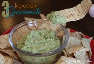 A delicious Guacamole Dip that only takes 3 ingredients and can be made in minutes? An easy DIY recipe tutorial idea. Great as a dip or to add to meals.