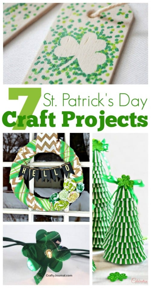 st patrick day craft ideas 7 st s day craft projects the crafty stalker 7187