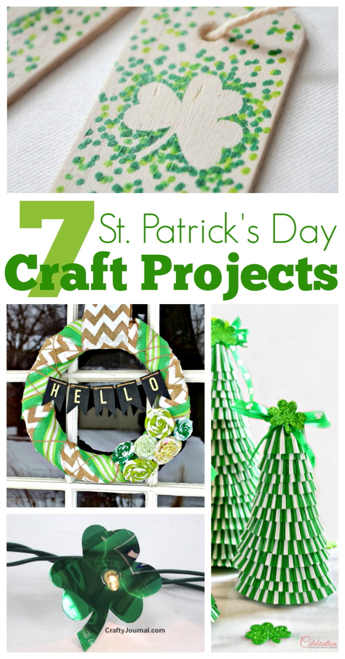 st patrick craft ideas 7 st s day craft projects the crafty stalker 5482