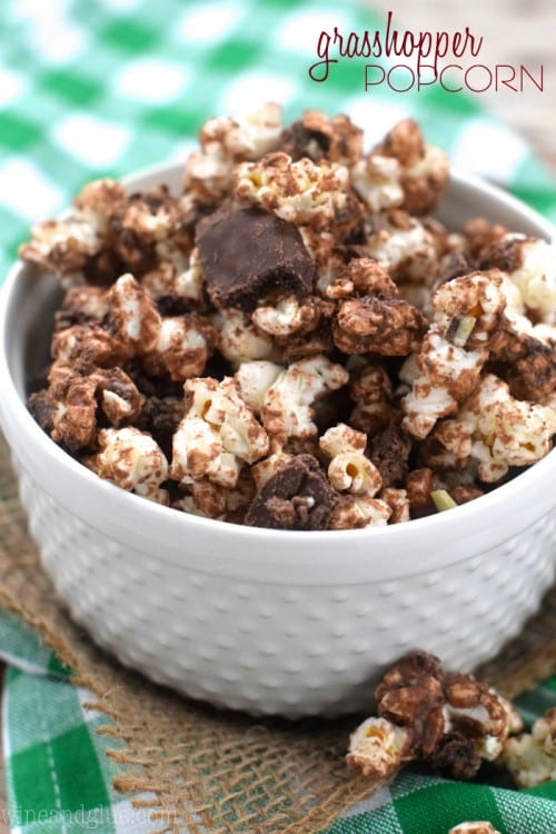 Find a popcorn recipe for any snack craving. All of these snack recipes look amazing and I am sure that you will want to try everyone one.