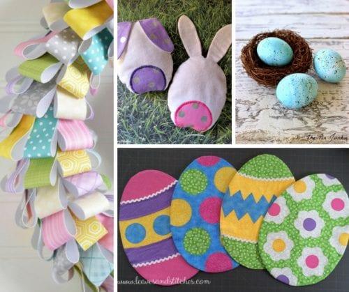 DIY | Easter Crafts | Easter Bunny | Easter Basket | Easter Wreath | Handmade | Craft Projects
