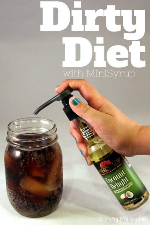 How to Make Mixed Soda Drinks with MiniSyrup