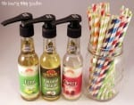 Dirty Soda | Dirty Diet Soda | Drink Recipes | Coconut | MiniSyrup | DIY | Refreshing Drinks