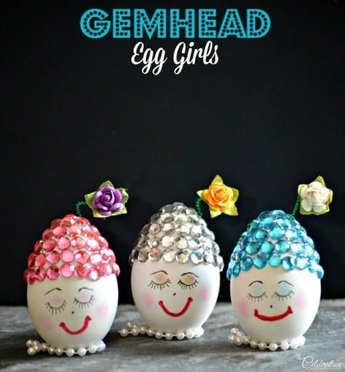 Gemhead Egg Girls