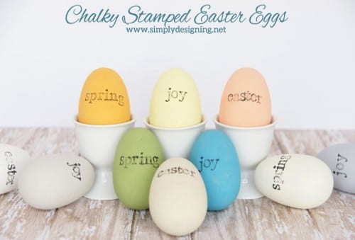 chalky stamped easter eggs 03