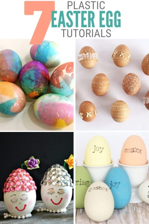 title image for 7 Unique Ways to Decorate Easter Eggs