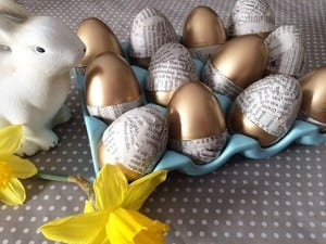 Decorate Easter Eggs | DIY | Easter Decor | Hard Boiled Eggs | Decorating Ideas