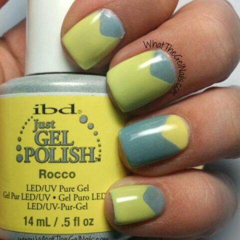 easy gel nail art 2