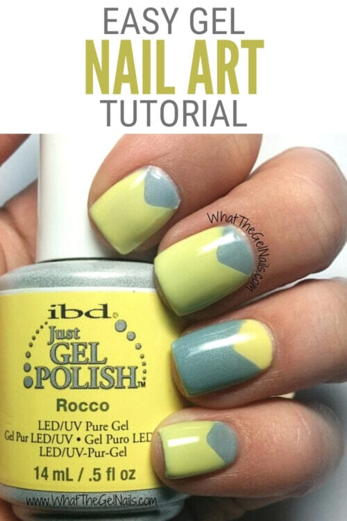 title image for How to Create Easy Gel Nail Art with Tape