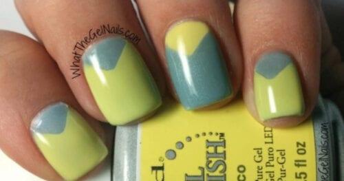 easy gel nail art 4