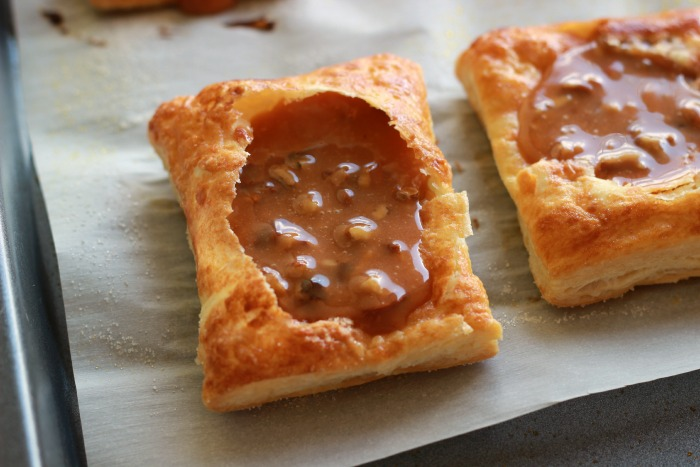 caramel-pastry