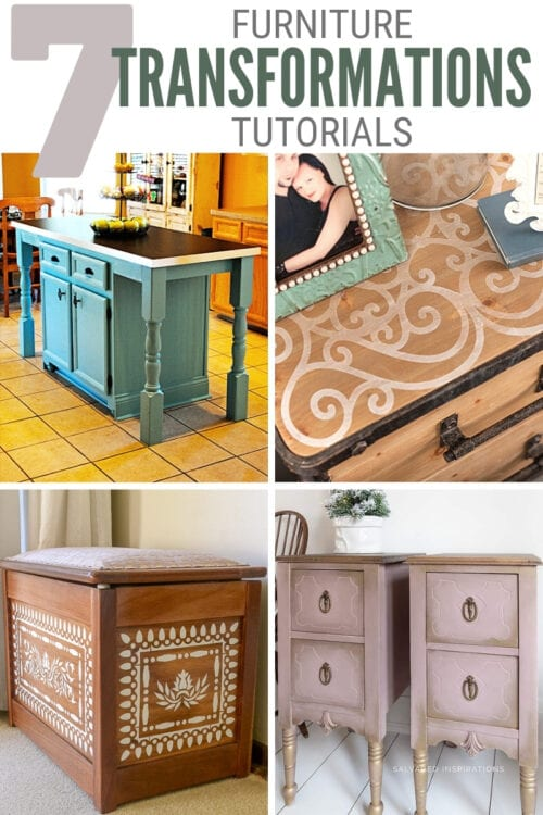 title image for 7 DIY Furniture Transformation Ideas