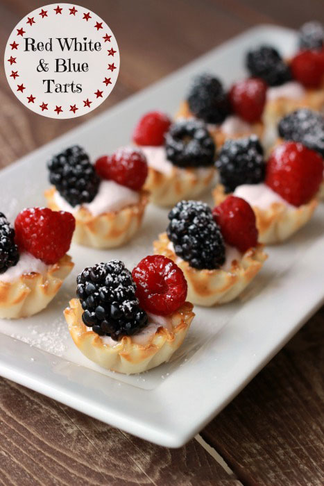 berry tartlets recipe 7