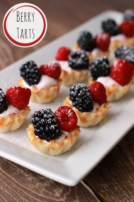 Berry-Tarts