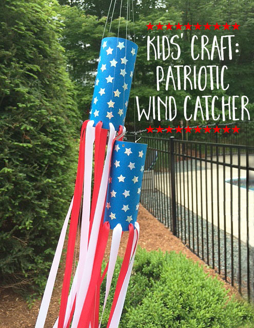 A collection of Red White and Blue Crafting Ideas that are perfect for Independence Day, Veteran's Day, Memorial Day or any patriotic celebration.