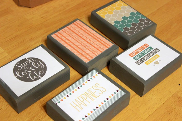 Happiness-Home-Decor-Blocks-Mod-Podge