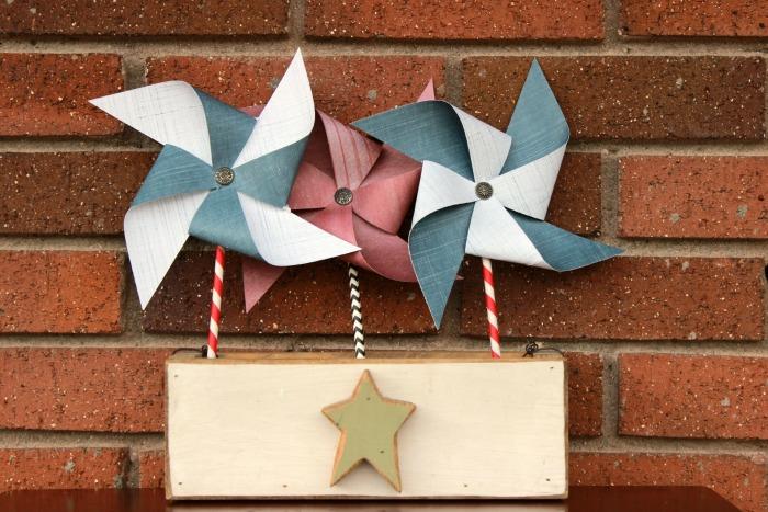 pinwheels-centerpiece