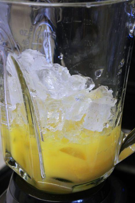 Orange Juice Slushi-ingredients