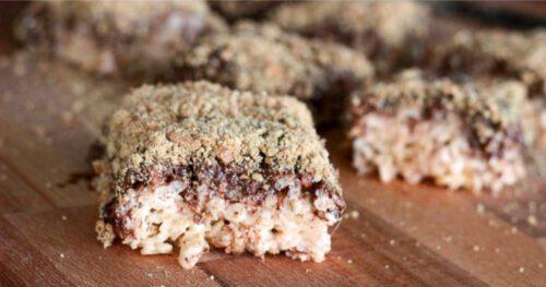 smores rice krispies recipe 8