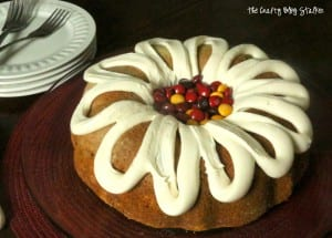 How to Make a Pumpkin Bundt Cake Recipe