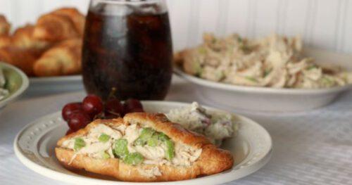 chicken salad sandwich recipe 10