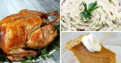 Thanksgiving Dinner Recipes 3