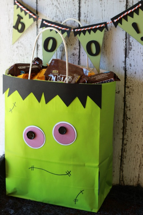 You've Been BOO'd Neighbor Treat Bag
