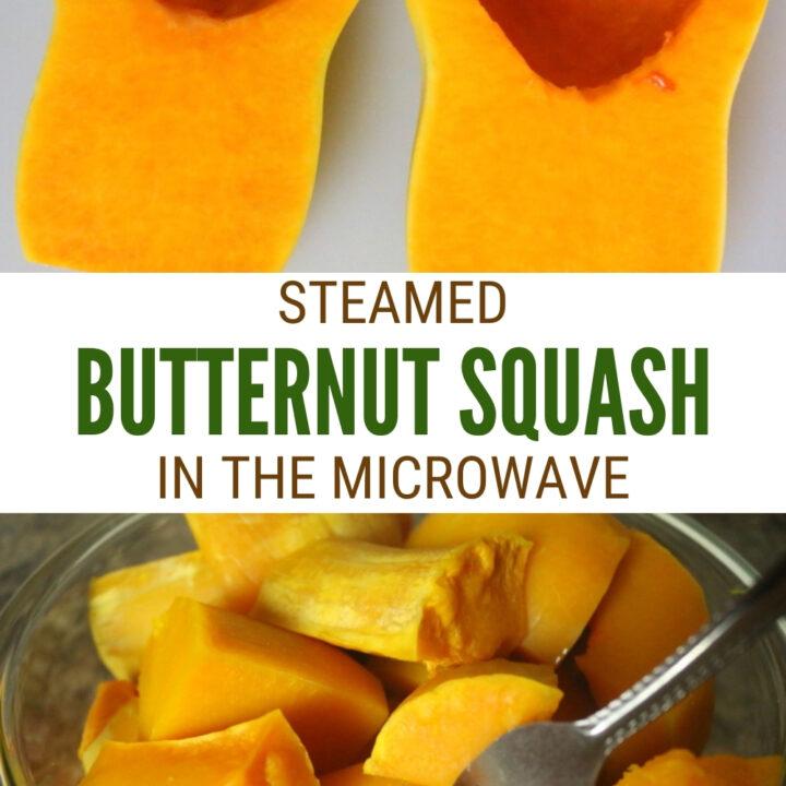 steamed butternut squash 1
