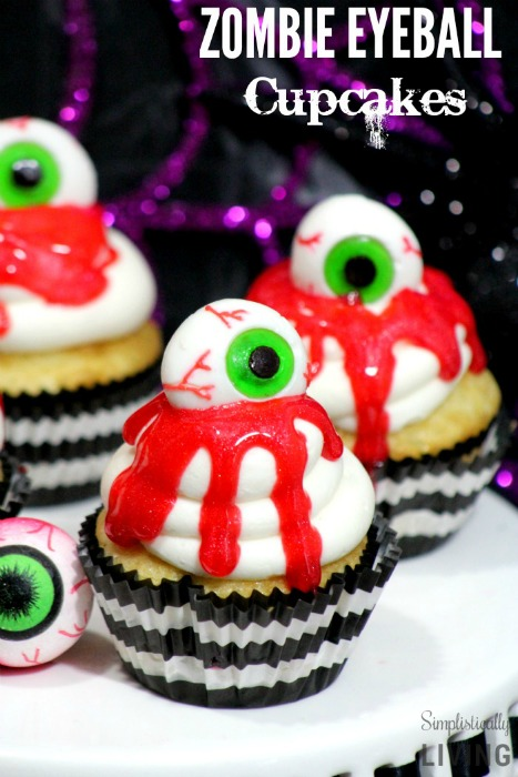 Halloween Cupcake Ideas Food Crafts And Family