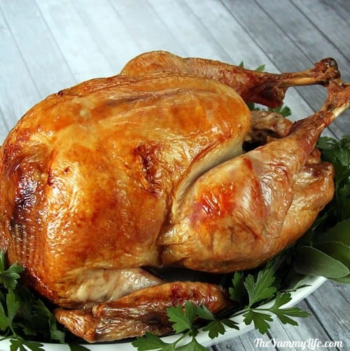 Step by Step Guide to the Perfect Roast Turkey