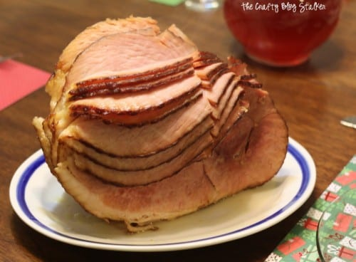 Mustard+Brown+Sugar+Ham+Glaze simple ham glaze recipe made of brown ...
