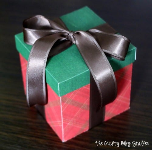 Paper Boxes | Gift Packaging | Cricut | Christmas | Gift Giving | Easy DIY Craft Tutorial Idea