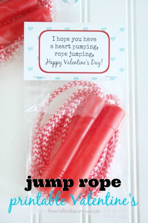 Print Class Valentines from home with these cute free printables that pair with non candy treats. Perfect for school Valentine's Day parties.