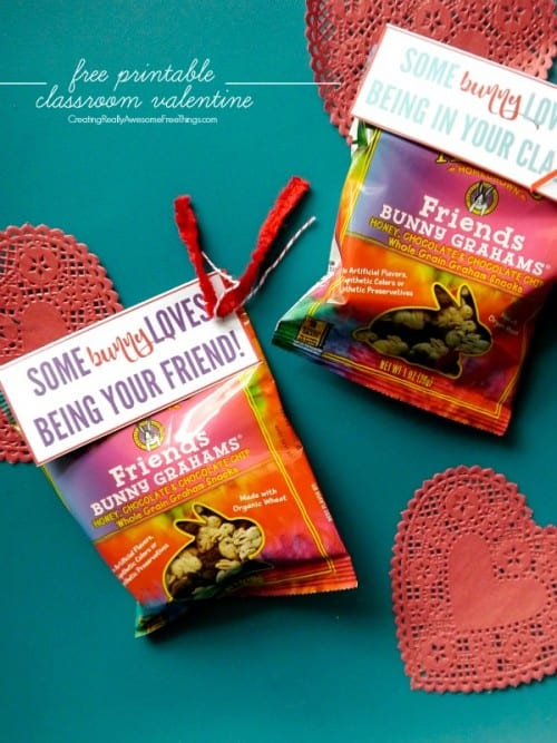 A collection of Valentine Candy Free Printables that you can print from home for your Valentine's Day class party. Pair with candy for the perfect gift.