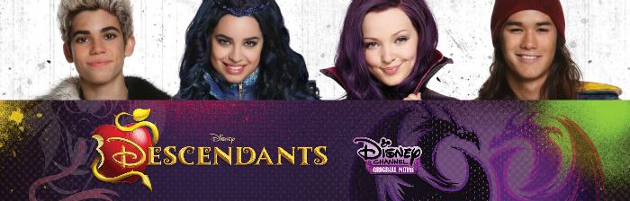 Disney-Descendants-characters